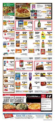 Pillsbury deals in the ShopRite weekly ad in New York