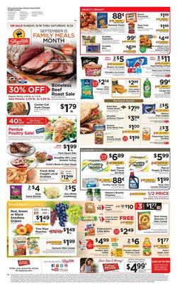 Milk deals in the ShopRite weekly ad in Wilmington DE