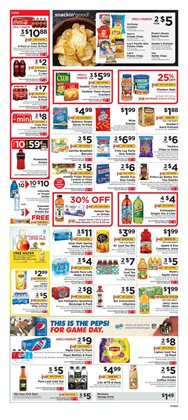 Games deals in the ShopRite weekly ad in New York
