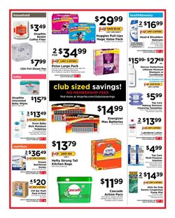 Makeup deals in the ShopRite weekly ad in New York