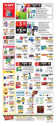 Plates deals in the ShopRite weekly ad in New York