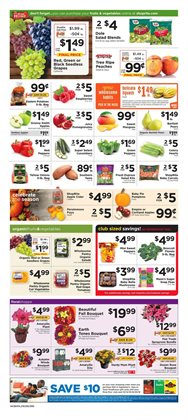 Plants deals in the ShopRite weekly ad in Newark DE