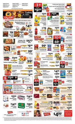 Grocery & Drug deals in the ShopRite weekly ad in Poughkeepsie NY