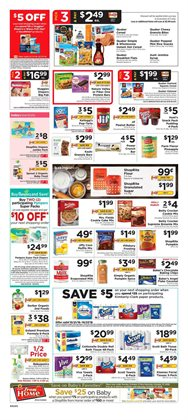Dairy deals in the ShopRite weekly ad in New York