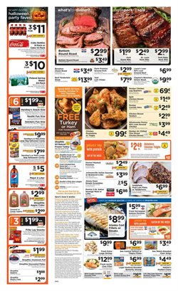 Fish deals in the ShopRite weekly ad in New York