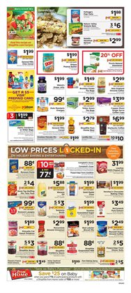Snacks and nuts deals in the ShopRite weekly ad in New York