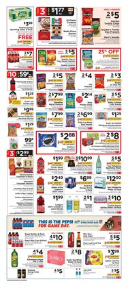 Breakfast deals in the ShopRite weekly ad in New York