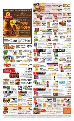 Saw deals in the ShopRite weekly ad in Poughkeepsie NY
