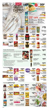 Cakes deals in the ShopRite weekly ad in New York