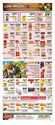 Saw deals in the ShopRite weekly ad in Schenectady NY