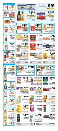 Coffee deals in the ShopRite weekly ad in Poughkeepsie NY