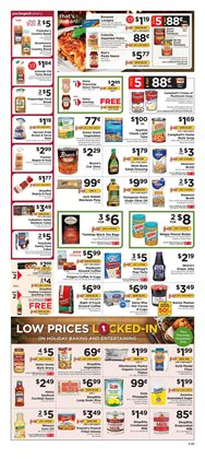 Fashion deals in the ShopRite weekly ad in New York