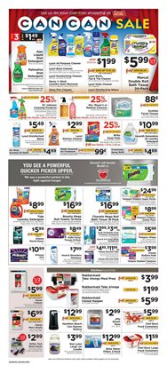 Pharmacy and perfume deals in the ShopRite weekly ad in New York