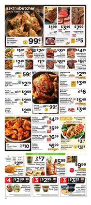 Vegetables deals in the ShopRite weekly ad in New York