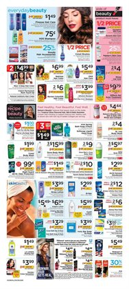 Shampoo deals in the ShopRite weekly ad in New York
