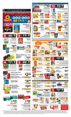 Coffee deals in the ShopRite weekly ad in New York