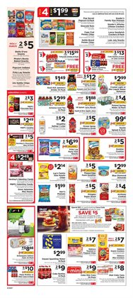 Popcorn deals in the ShopRite weekly ad in Philadelphia PA