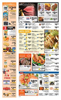 Chicken deals in the ShopRite weekly ad in New Haven CT