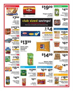 Storage deals in the ShopRite weekly ad in New York