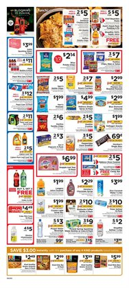 Crackers deals in the ShopRite weekly ad in New York