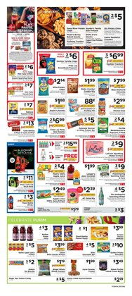Candy deals in the ShopRite weekly ad in New York