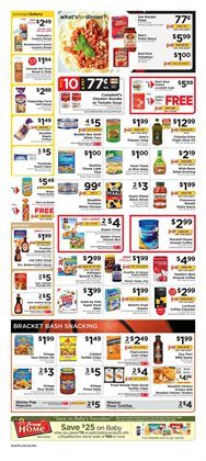 High chair deals in the ShopRite weekly ad in New York