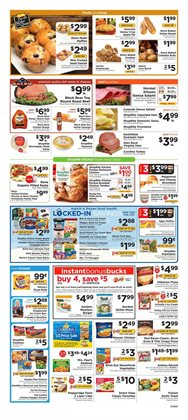 ShopRite deals in the Springfield MA weekly ad