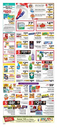 Desserts deals in the ShopRite weekly ad in New York