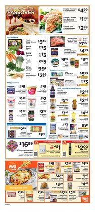 Batman deals in the ShopRite weekly ad in Mount Vernon NY