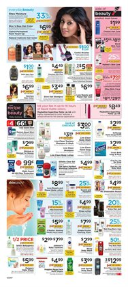 Dove deals in the ShopRite weekly ad in New York