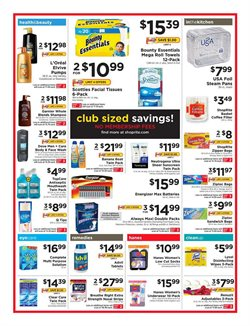 Grocery & Drug deals in the ShopRite weekly ad in Philadelphia PA