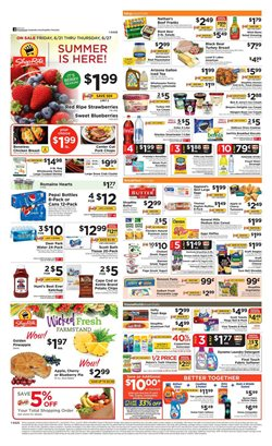 ShopRite deals in the Scarsdale NY weekly ad