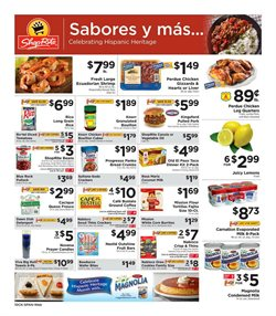 ShopRite deals in the Stamford CT weekly ad