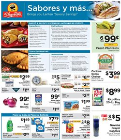 ShopRite catalogue in New York ( 2 days ago )