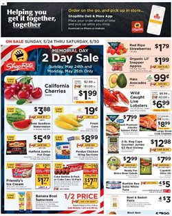Grocery & Drug offers in the ShopRite catalogue in Albany NY ( 2 days left )