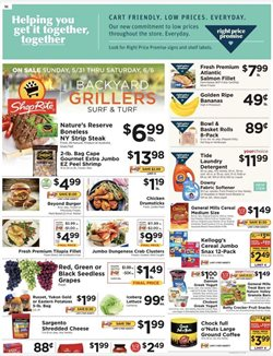 Grocery & Drug offers in the ShopRite catalogue in Union City NJ ( Expires today )
