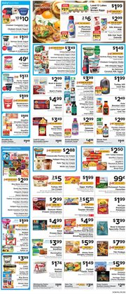Picture & sound deals in ShopRite