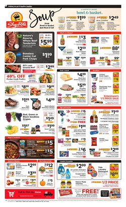 ShopRite catalogue in Staten Island NY ( 1 day ago )