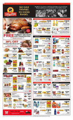 ShopRite catalog ( Expires today)