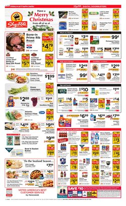 ShopRite catalogue in Baltimore MD ( Expired )