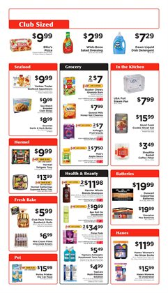 Grocery & Drug offers in the ShopRite catalogue in Newark NJ ( 16 days left )