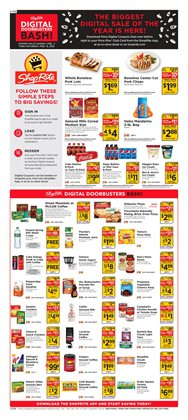 ShopRite catalogue in New York ( Expired )
