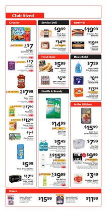 Grocery & Drug offers in the ShopRite catalogue ( 3 days ago )
