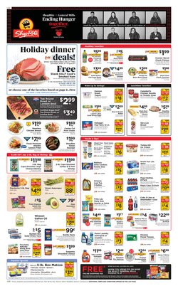 ShopRite catalog ( 3 days left)