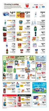 Pampers deals in ShopRite