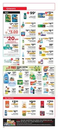 Sheet deals in ShopRite