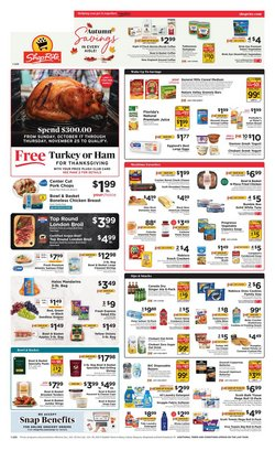 Grocery & Drug deals in the ShopRite catalog ( 4 days left)