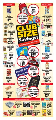 Purina deals in the ShopRite weekly ad in New York
