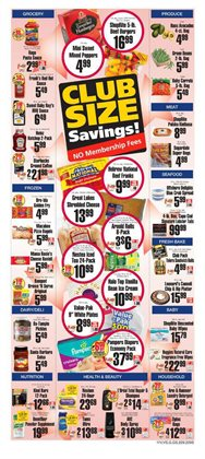 Pizza deals in the ShopRite weekly ad in Arlington VA