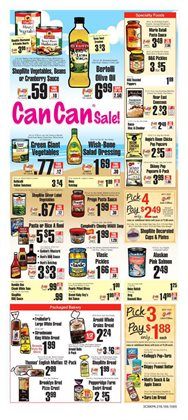 Oil deals in the ShopRite weekly ad in New York
